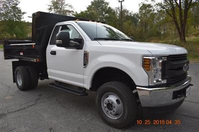 2018 F-350 Regular Cab DRW 4x4,  Reading Marauder SL Dump Body #186979F - photo 3