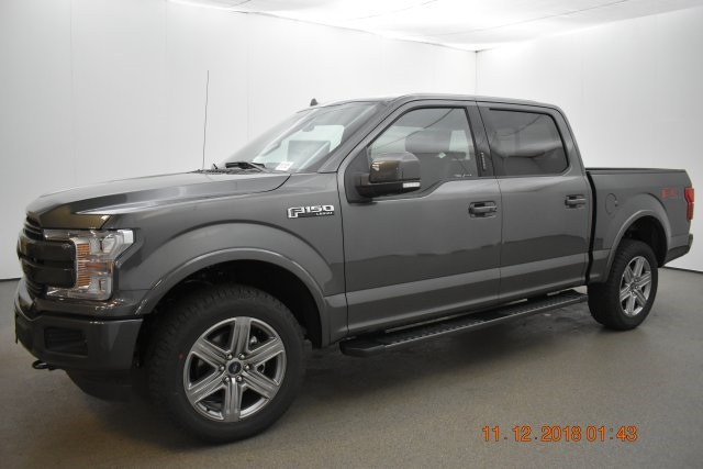 2018 F-150 SuperCrew Cab 4x4,  Pickup #187180 - photo 1