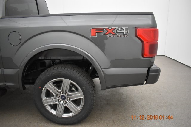 2018 F-150 SuperCrew Cab 4x4,  Pickup #187180 - photo 9