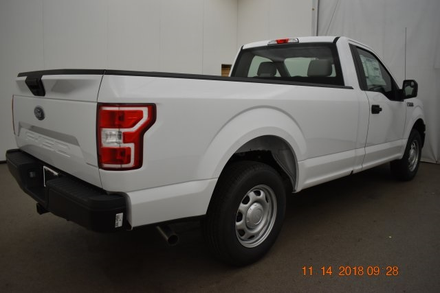2018 F-150 Regular Cab 4x2,  Pickup #187194 - photo 8