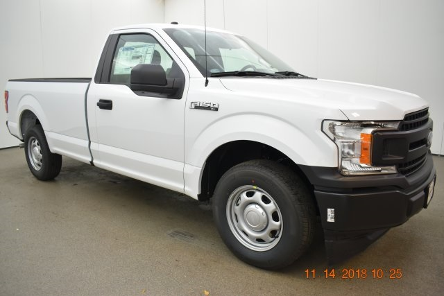 2018 F-150 Regular Cab 4x2,  Pickup #187200 - photo 3