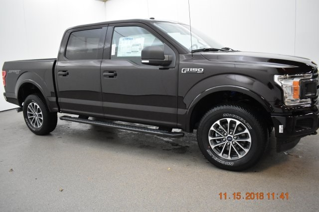 2018 F-150 SuperCrew Cab 4x4,  Pickup #187205 - photo 3