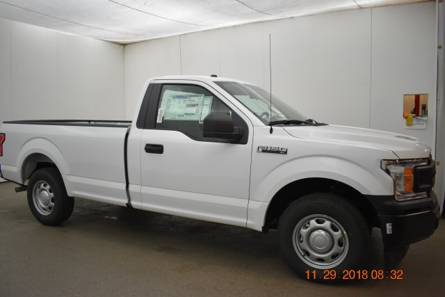 2018 F-150 Regular Cab 4x2,  Pickup #187229 - photo 3