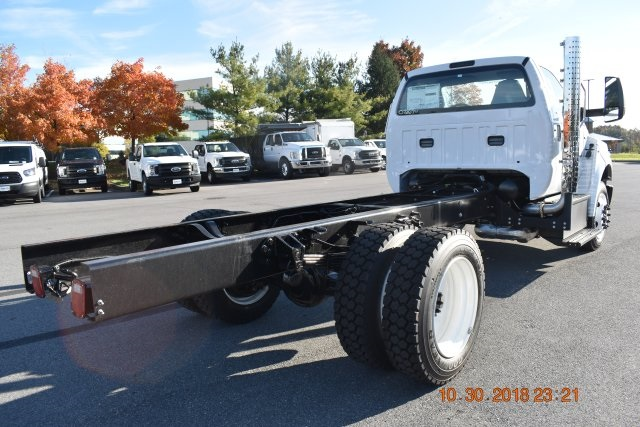 2019 F-650 Regular Cab DRW 4x2,  Cab Chassis #195034F - photo 7