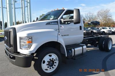 2019 F-650 Regular Cab DRW 4x2,  Cab Chassis #195034F - photo 1