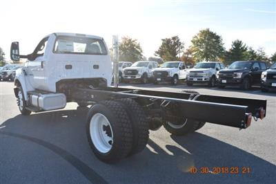 2019 F-650 Regular Cab DRW 4x2,  Cab Chassis #195034F - photo 2