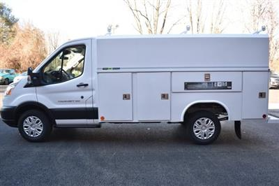 2019 Transit 350 4x2,  Reading Aluminum CSV Service Utility Van #195283F - photo 24
