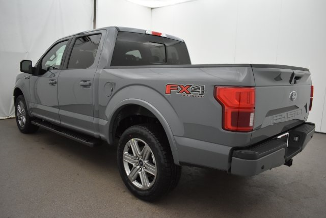 2019 F-150 SuperCrew Cab 4x4,  Pickup #195330 - photo 2
