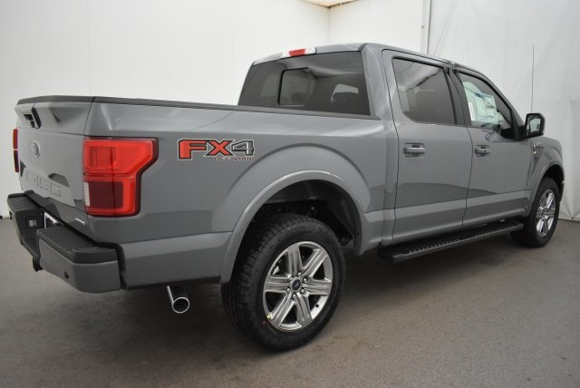 2019 F-150 SuperCrew Cab 4x4,  Pickup #195330 - photo 8