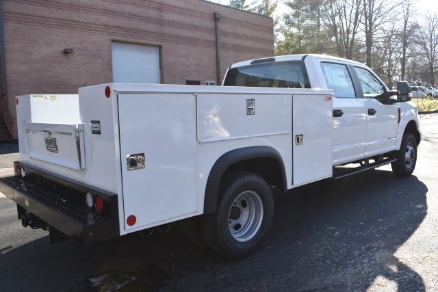 2019 F-350 Crew Cab DRW 4x4,  Monroe MSS II Service Body #195452F - photo 8