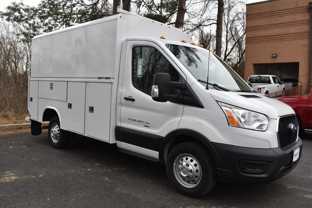 2020 Transit 350, Reading Aluminum CSV Service Utility Van #205549F - photo 3