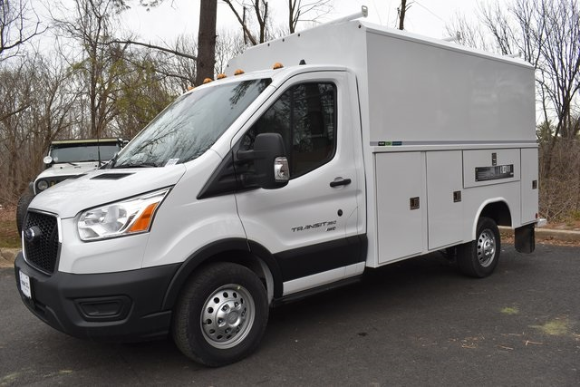 2020 Ford Transit 350, Reading Service Utility Van #205549F - photo 1