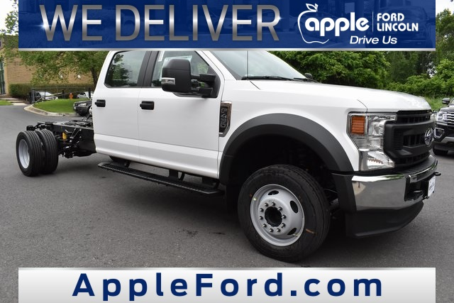 2020 Ford F-450 Crew Cab DRW 4x2, Cab Chassis #206240F - photo 1
