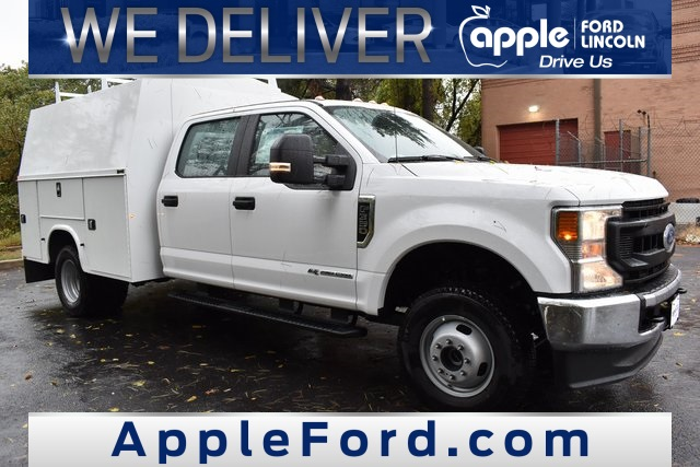 2020 Ford F-350 Crew Cab DRW 4x4, Knapheide Service Body #206873F - photo 1