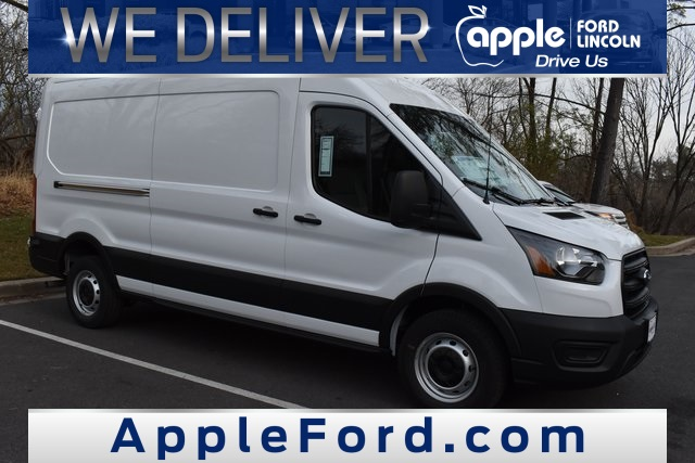 2020 Ford Transit 250 Med Roof 4x2, Adrian Steel Upfitted Cargo Van #207087F - photo 1
