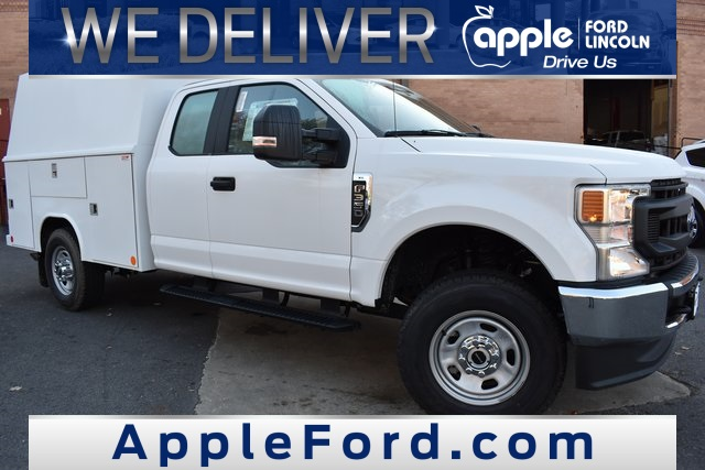 2020 Ford F-350 Super Cab 4x4, Reading Service Body #207099F - photo 1