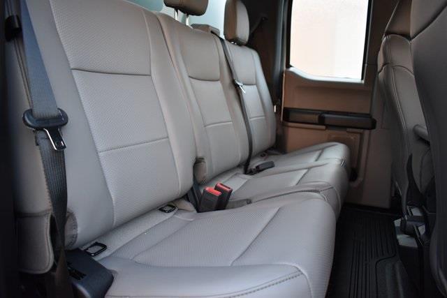 2020 Ford F-350 Super Cab 4x4, Reading Panel Service Body #207099F - photo 14