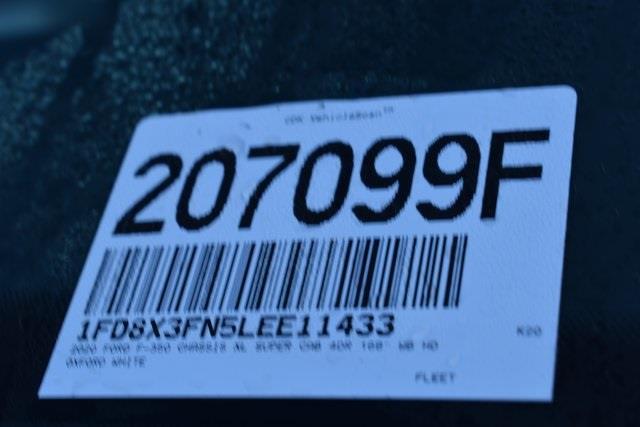 2020 Ford F-350 Super Cab 4x4, Reading Panel Service Body #207099F - photo 33