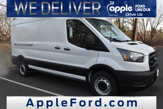 2020 Ford Transit 250 Med Roof 4x2, Adrian Steel Upfitted Cargo Van #207106F - photo 1