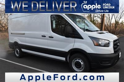2020 Ford Transit 250 Med Roof 4x2, Upfitted Cargo Van #207106F - photo 1
