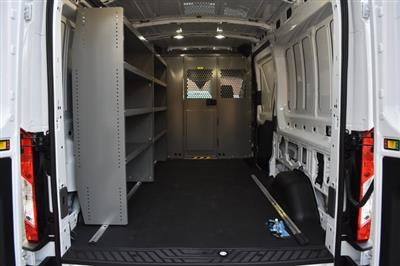 2020 Ford Transit 250 Med Roof 4x2, Upfitted Cargo Van #207106F - photo 2