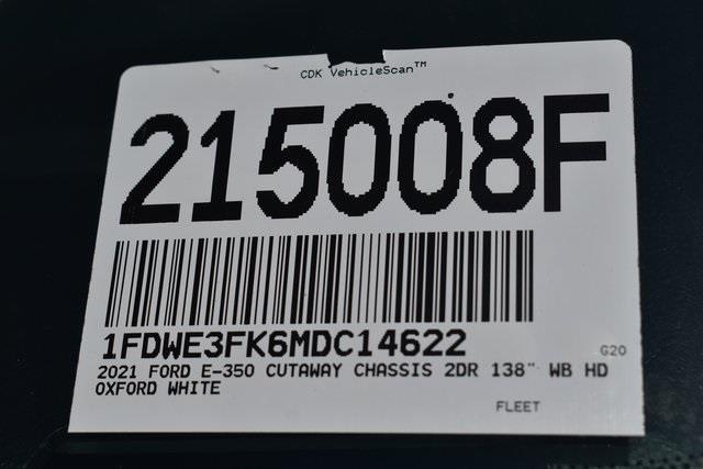 2021 Ford E-350 4x2, Morgan Cutaway Van #215008F - photo 30