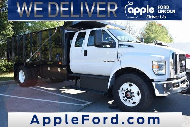 2021 Ford F-650 Super Cab DRW 4x2, PJ's Landscape Dump #215019F - photo 1