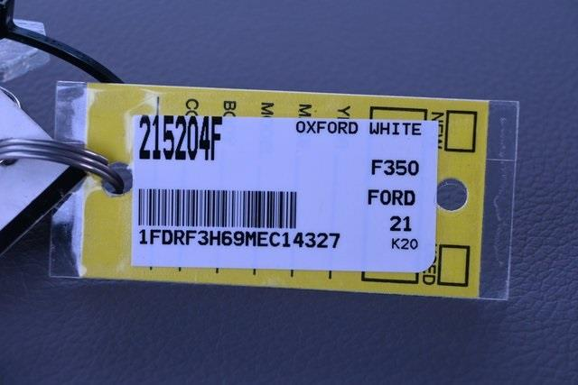 2021 Ford F-350 Regular Cab DRW 4x4, Stake Bed #215204F - photo 27