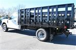 2021 Ford F-350 Regular Cab DRW 4x4, Stake Bed #215204F - photo 7