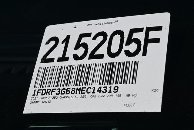 2021 Ford F-350 Regular Cab DRW 4x2, Stake Bed #215205F - photo 29