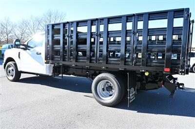 2021 Ford F-350 Regular Cab DRW 4x2, Stake Bed #215205F - photo 7