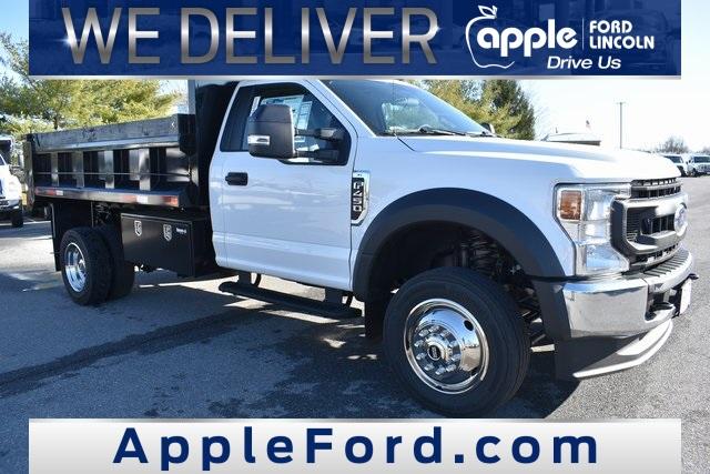 2020 Ford F-450 Regular Cab DRW 4x2, Dump Body #215207F - photo 1