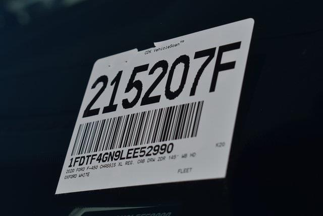 2020 Ford F-450 Regular Cab DRW 4x2, Dump Body #215207F - photo 31