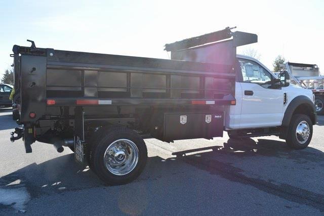 2020 Ford F-450 Regular Cab DRW 4x2, Dump Body #215207F - photo 2