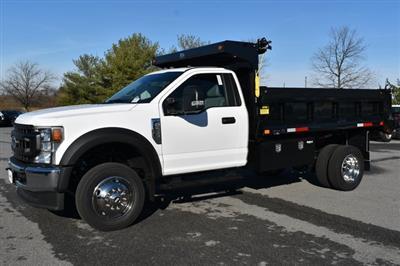 2020 Ford F-450 Regular Cab DRW 4x2, Dump Body #215207F - photo 6