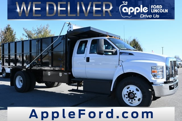 2021 Ford F-650 Super Cab DRW 4x2, Landscape Dump #215225F - photo 1