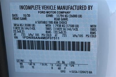 2021 Ford F-650 Super Cab DRW 4x2, Landscape Dump #215225F - photo 34