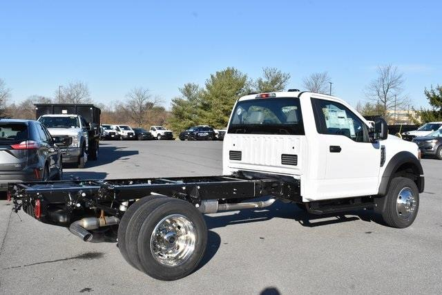 2021 Ford F-450 Regular Cab DRW 4x2, Cab Chassis #215237F - photo 1