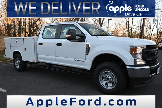 2021 Ford F-350 Crew Cab 4x4, Reading Service Body #215289F - photo 1