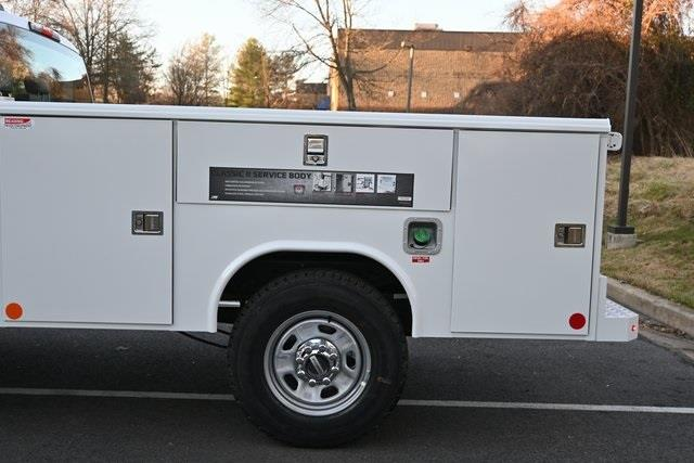 2021 Ford F-350 Crew Cab 4x4, Reading Classic II Steel Service Body #215289F - photo 10