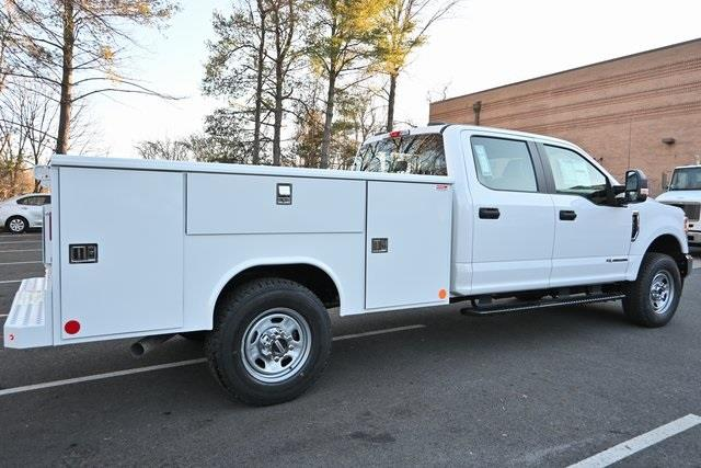 2021 Ford F-350 Crew Cab 4x4, Reading Classic II Steel Service Body #215289F - photo 2