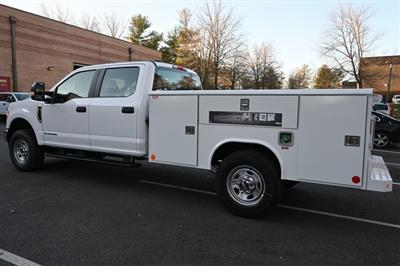2021 Ford F-350 Crew Cab 4x4, Reading Classic II Steel Service Body #215289F - photo 7