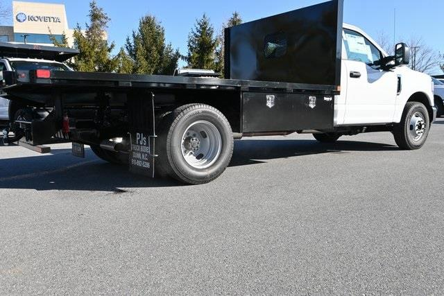 2021 Ford F-350 Regular Cab DRW 4x2, PJ's Platform Body #215439F - photo 1