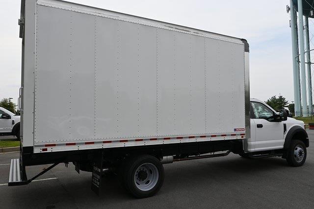 2021 Ford F-550 Regular Cab DRW 4x2, Dry Freight #216424F - photo 1