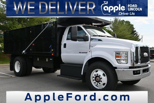2022 Ford F-650 Regular Cab DRW 4x2, PJ's Landscape Dump #225002F - photo 1