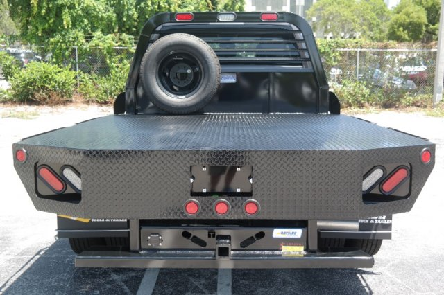 2017 Ram 3500 Crew Cab DRW, Freedom Platform Body #7D00372 - photo 2