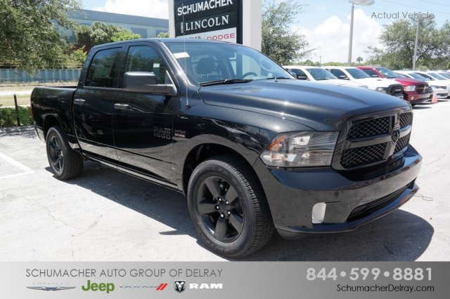 2017 Ram 1500 Crew Cab Pickup #7D00384 - photo 1