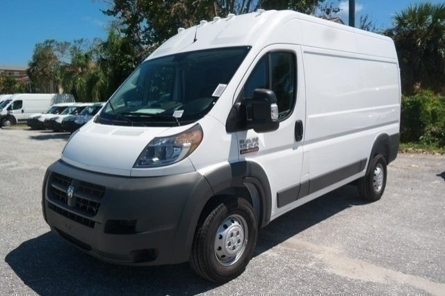 2018 ProMaster 1500 High Roof, Cargo Van #8D00004 - photo 3