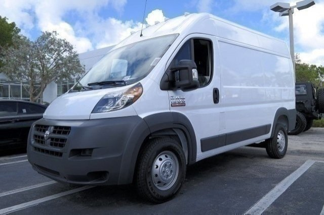 2018 ProMaster 1500 High Roof, Cargo Van #8D00005 - photo 4