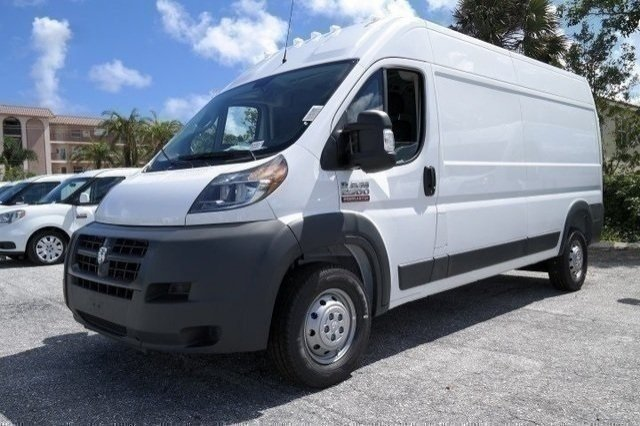 2018 ProMaster 2500 High Roof, Cargo Van #8D00013 - photo 4